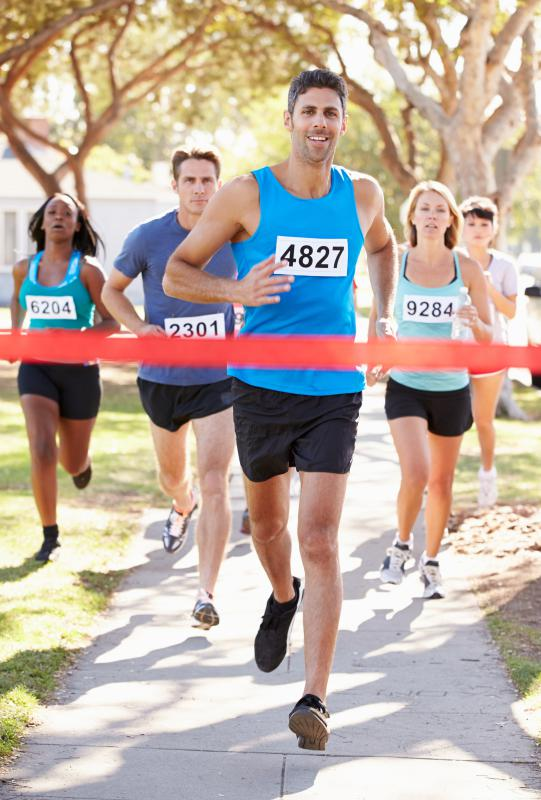 Non-profit directors might oversee events, such as a charity run.