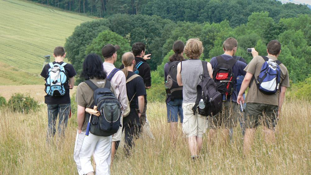 Hiking clubs provide a group setting for hikers.