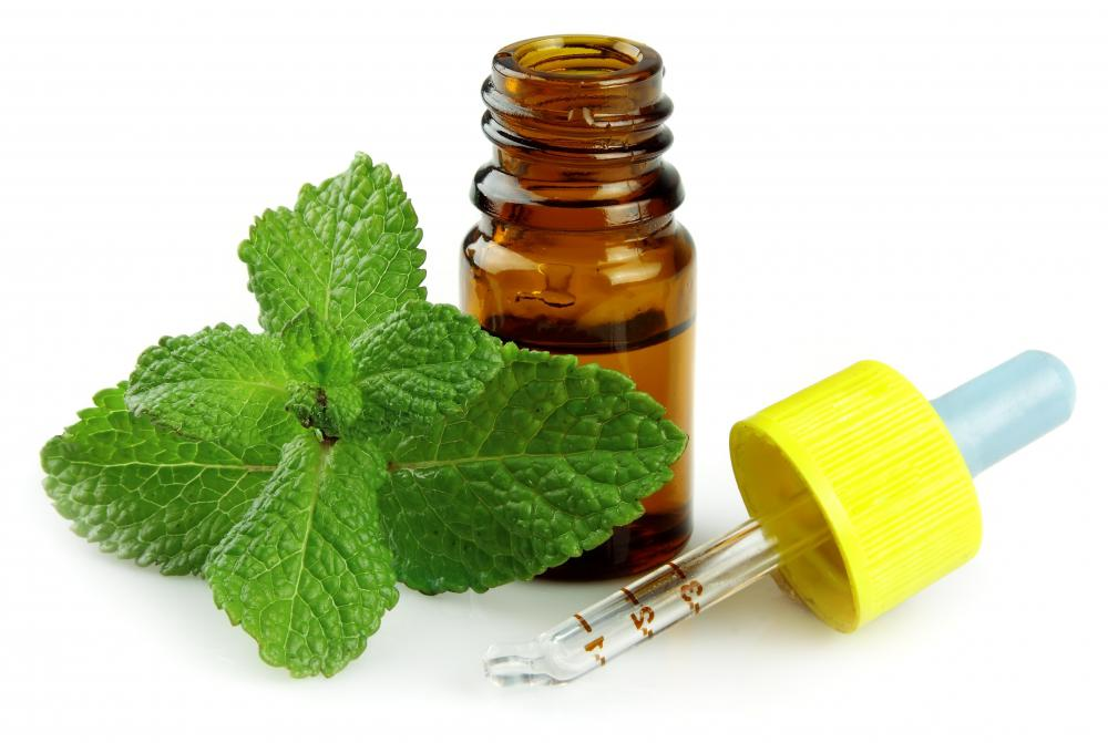Peppermint oil should be in light resistant packaging.