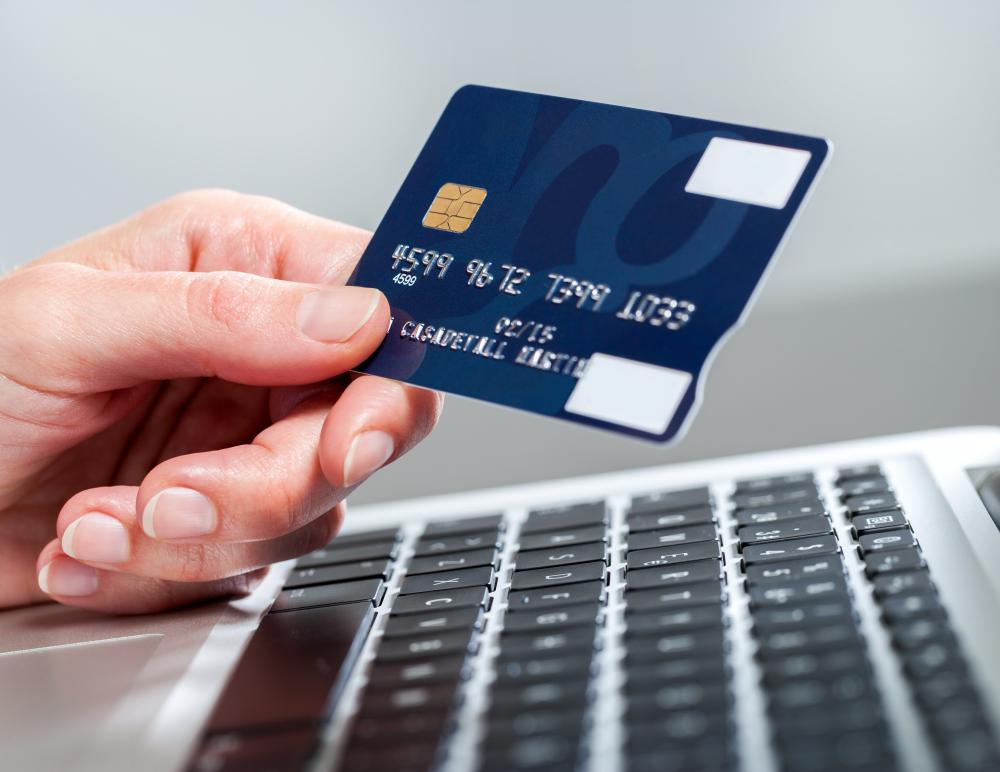 CVV numbers were added to credit cards in response to the rising popularity of online shopping.