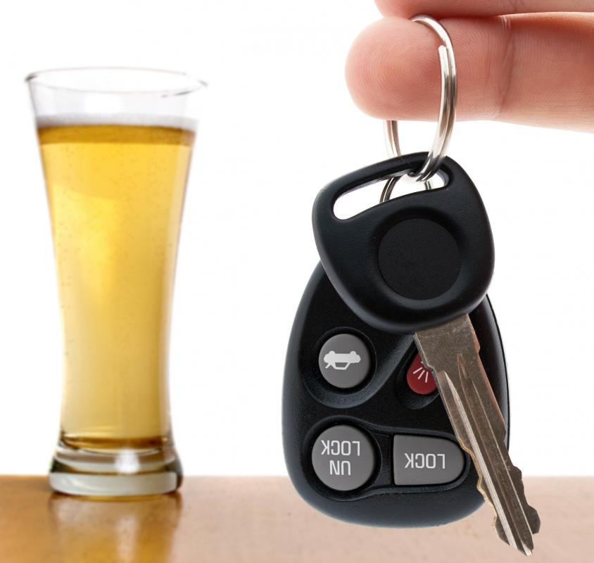 Driving under the influence of alcohol while too young to legally have alcohol can also have serious consequences.