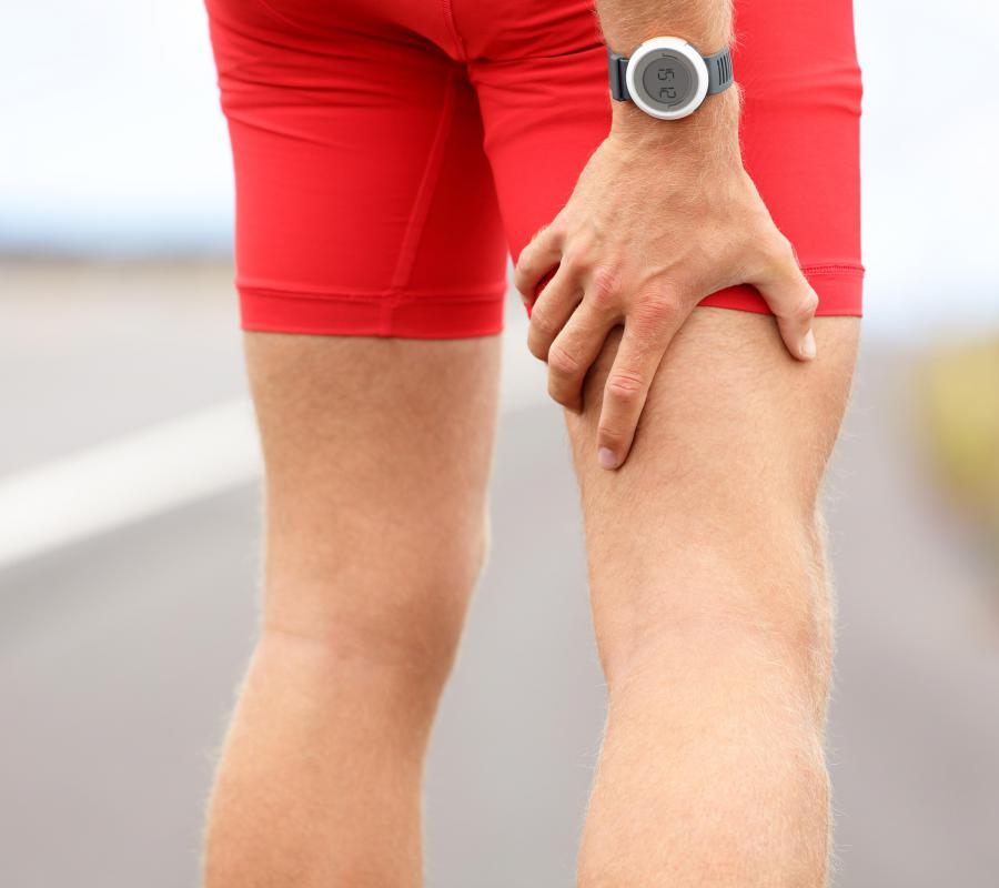 Hamstring tears and strains are common sports injuries that can be slow to heal.