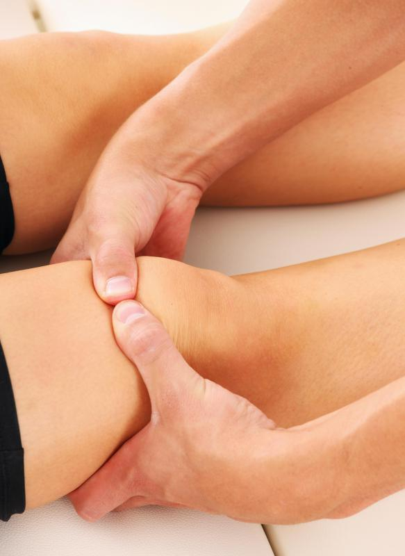 Physical therapy and massage may be used to treat injured menisci.