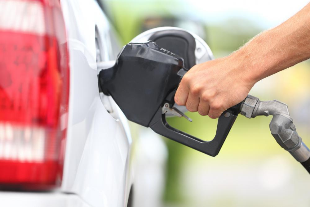 Many cars run on a blend of gasoline and ethanol.