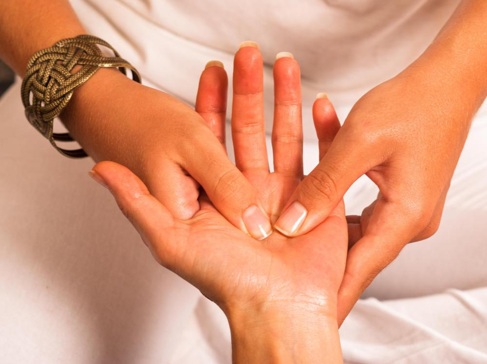 Hand reflexology is an ancient therapeutic massage technique that applies pressure on parts of the hand to stimulate other parts of the body.