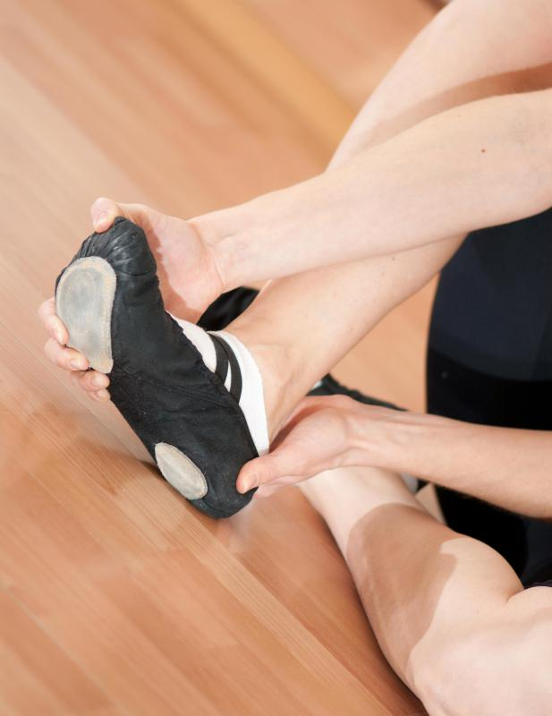 A potassium deficiency could lead to muscle cramps.