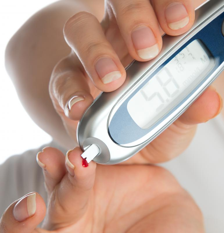 Prednisone has been shown to cause diabetes.