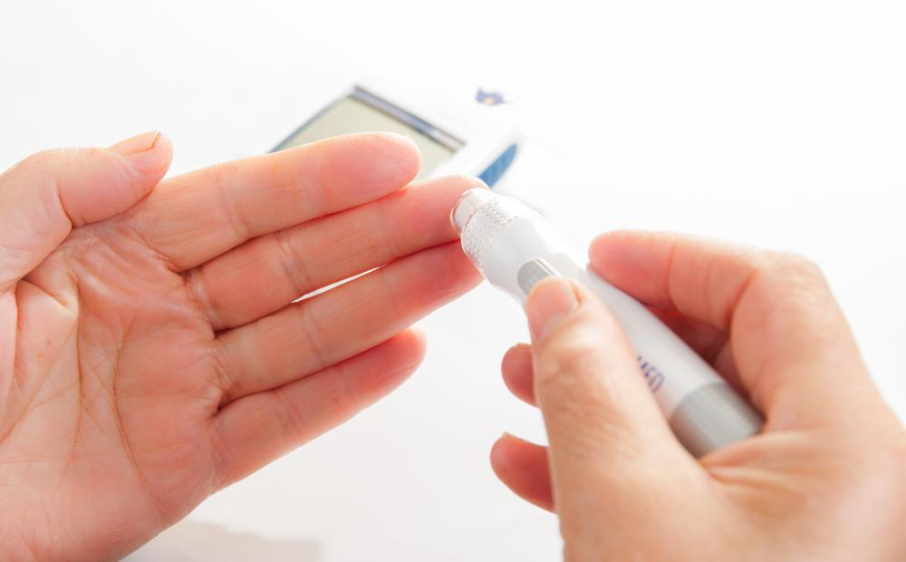 Diabetics are at greater risk for developing cellulitis.