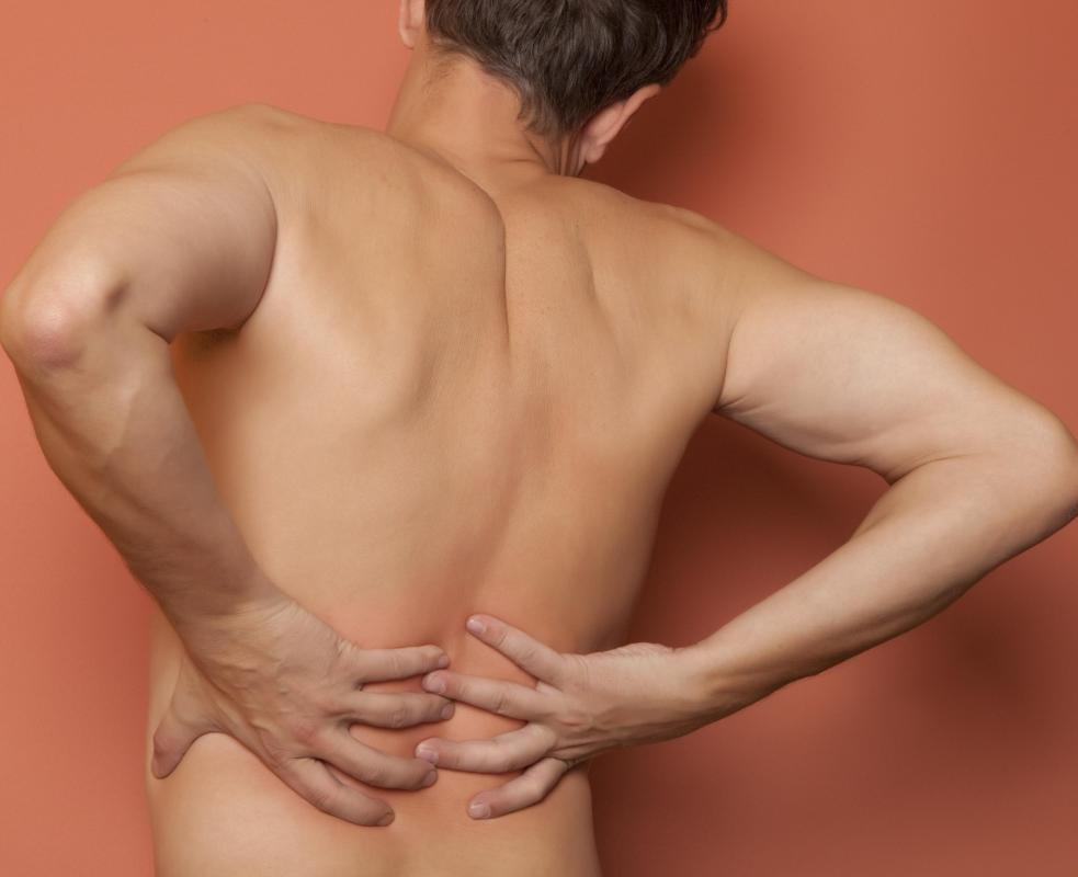 Back pain may be a symptom of spinal cancer.