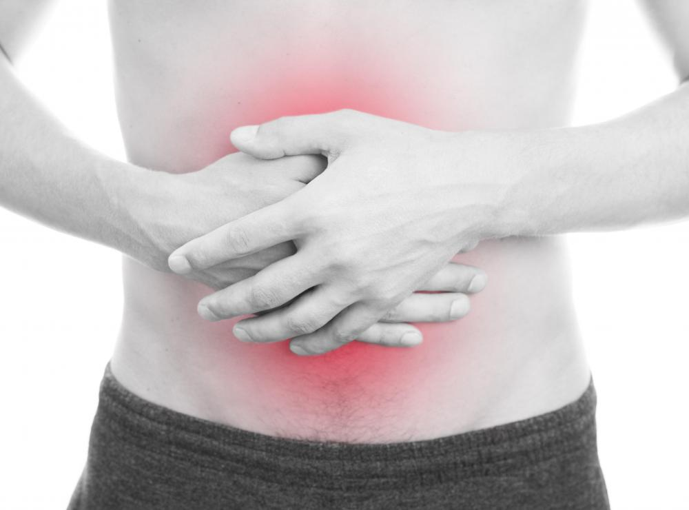 People with hereditary angioedema may experience frequently recurring episodes of abdominal swelling.