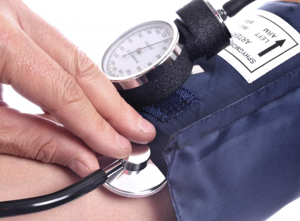 Lisinopril does not cure the underlying causes of high blood pressure.