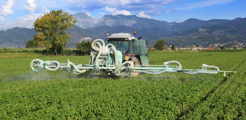 Though methomyl pesticides have been restricted by the Environmental Protection Agency, they are still used on commercial crops.