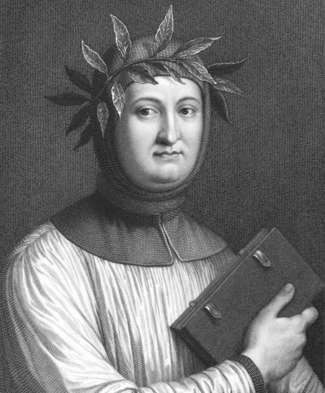 A Petrarchan sonnet is a traditional sonnet form named for Francesco Petrarca.