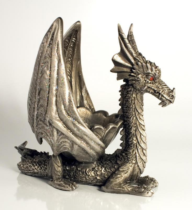 Dragon quotes like success - Pewter dragon statues ...