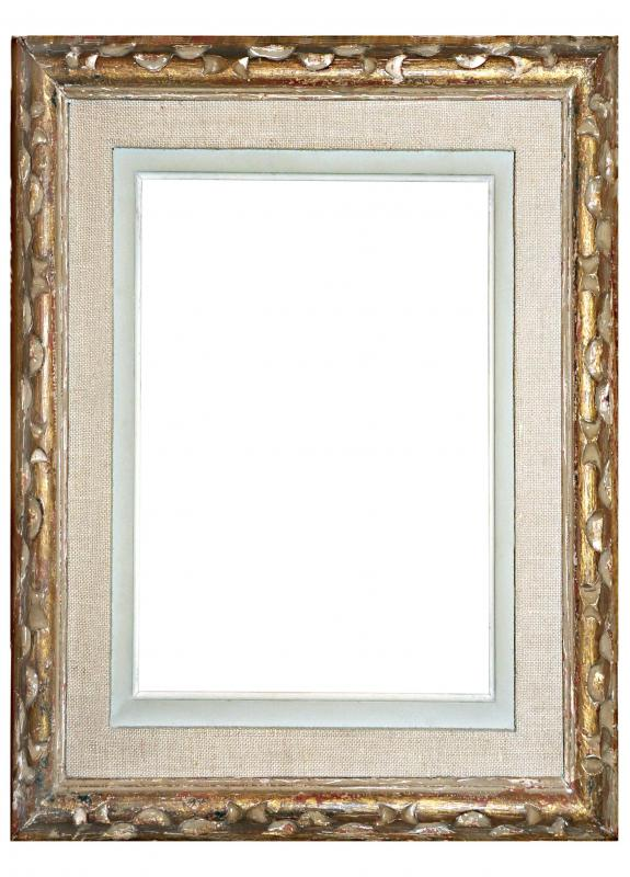 Picture framers may work with ornate designers to make a painting stand out.