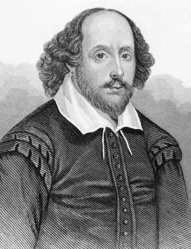 Shakespeare wrote a large volume of poetry in addition to his more famous plays.