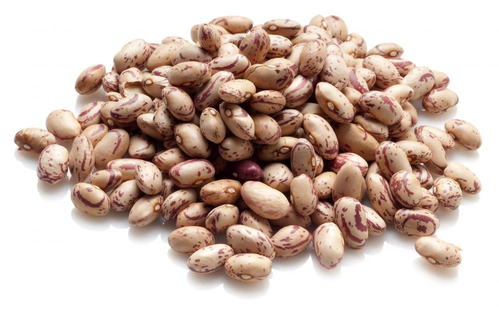 Legumes, like beans, are a good source of soluble fiber.