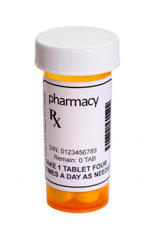 Most prescription drugs come with specific instructions for use, tailored to the individual by their doctor, while over-the-counter medications often only provide general instructions.