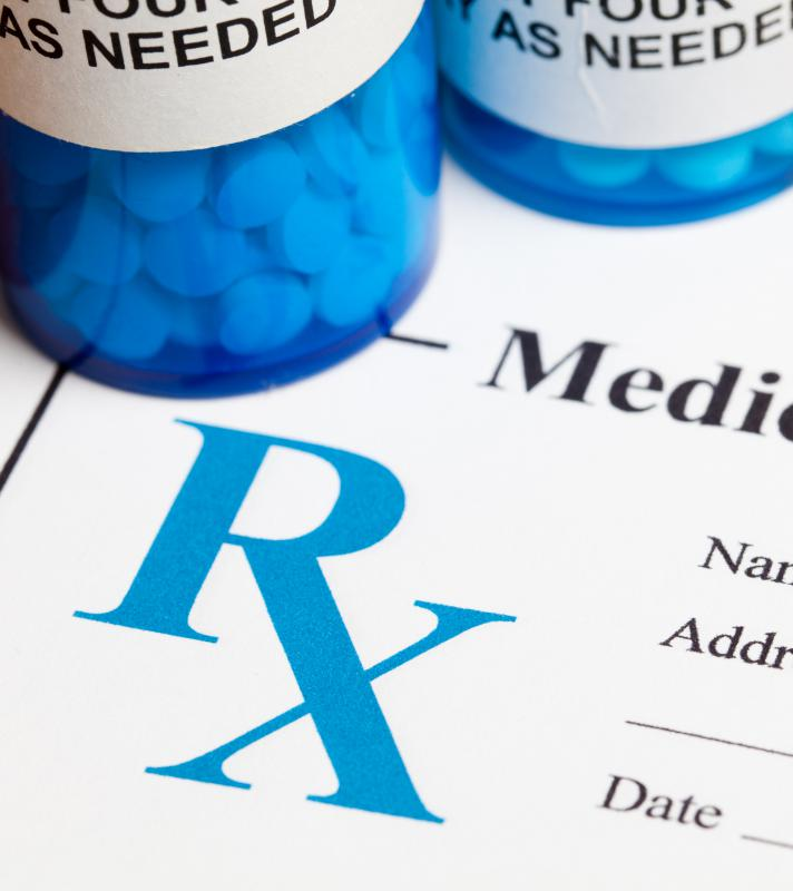 Prescription medications should be kept on hand in case a disaster occurs.