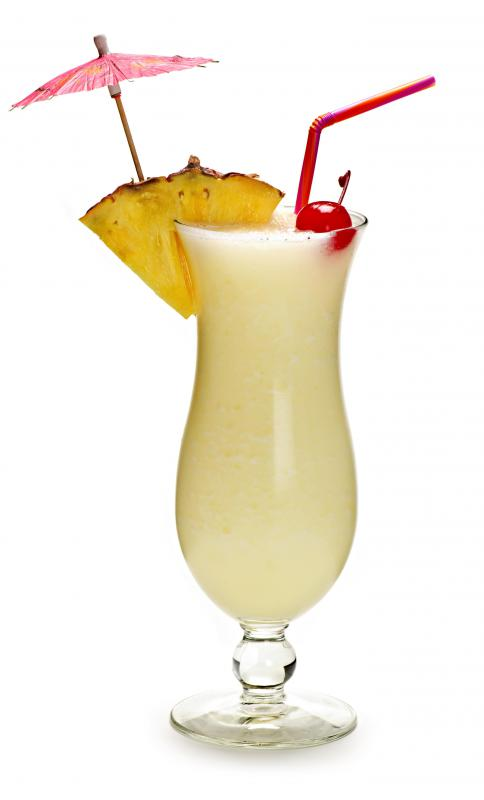 What is a Piña Colada? (with pictures)