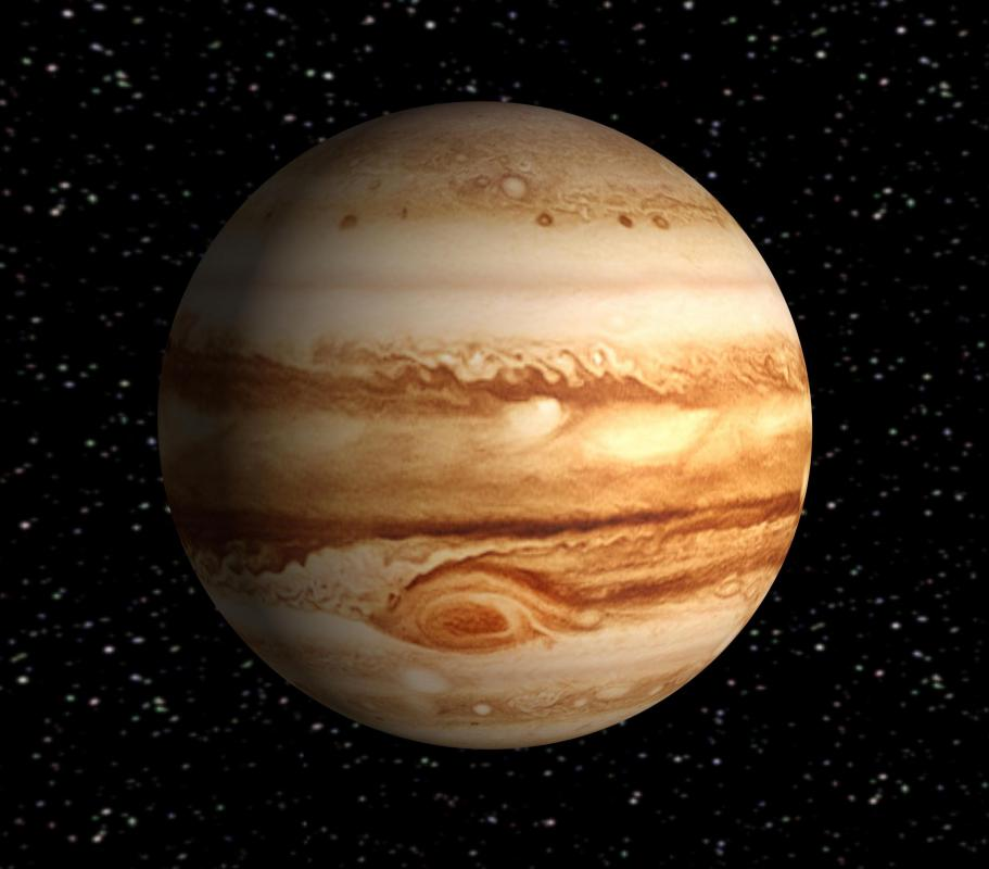 Real Pictures Of Jupiter The Planet What is at the Core of...