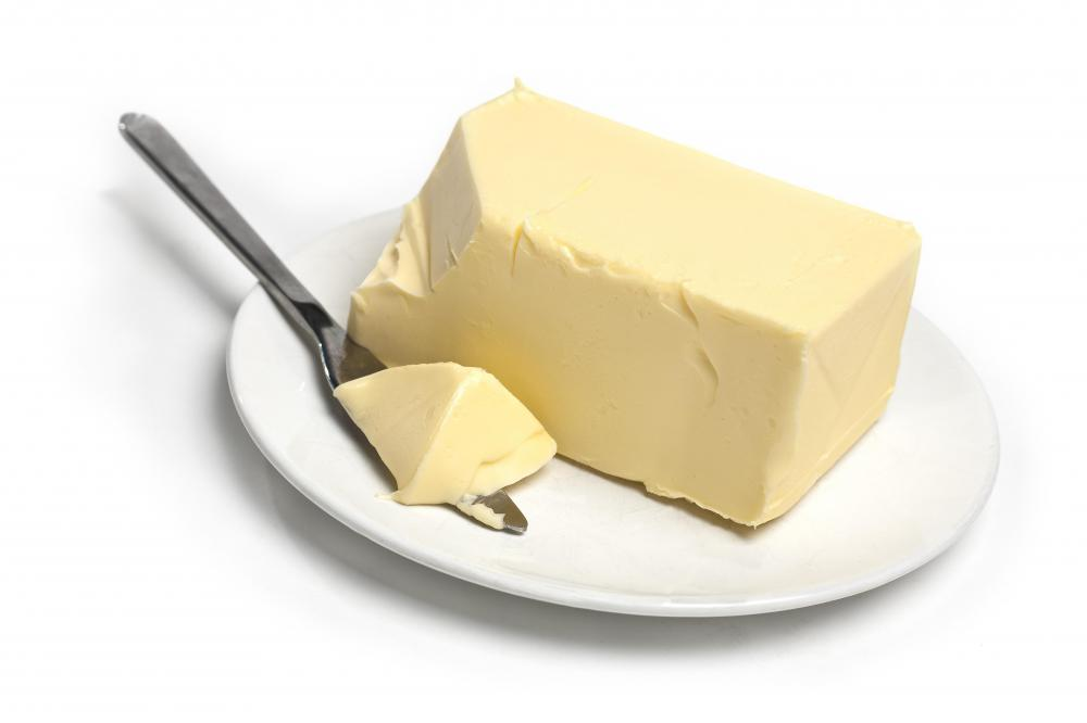 Margarine is a common type of hydrogenated oil.