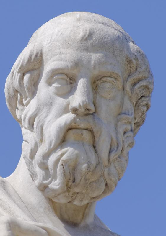 The Greek philosopher Plato described spirits that God assigned to mankind.