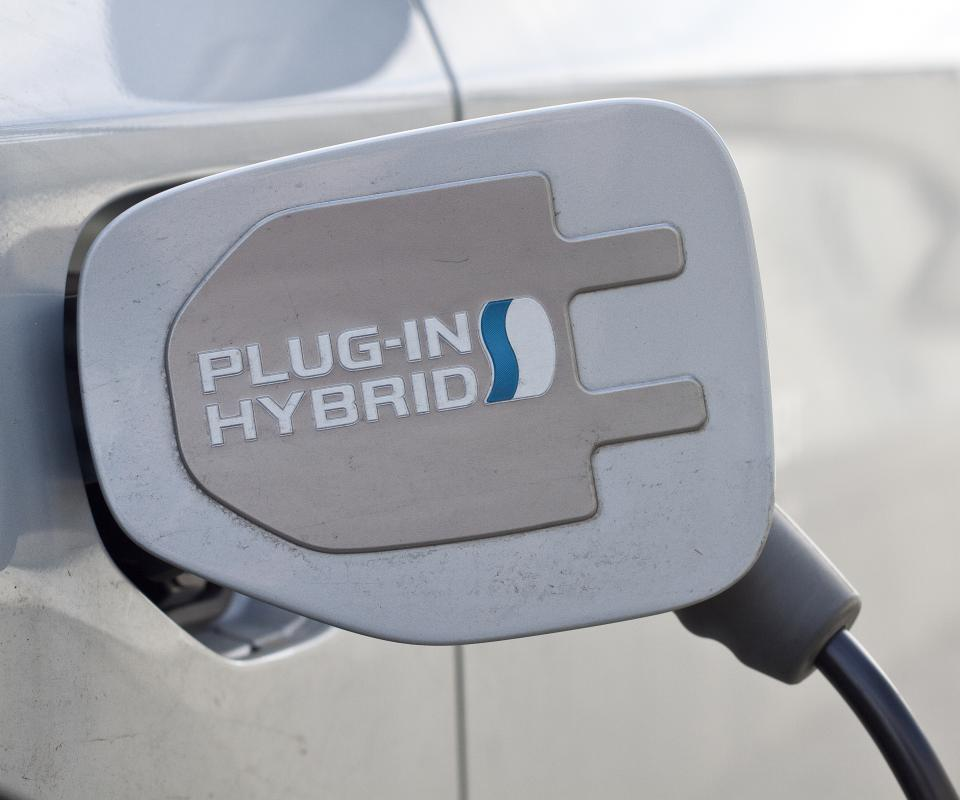 Hybrid cars are a step towards transportation that uses renewable energy.