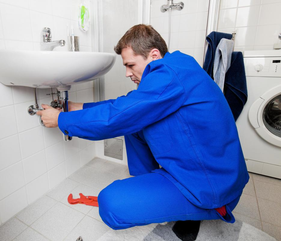 No Special Or Prerequisite Classes Are Needed For Admission Into Plumbing School