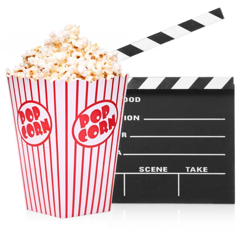 Gluten-based additives are often used in movie theater popcorn.