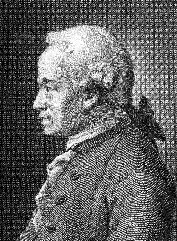 Immanuel Kant built the groundwork for discourse ethics.