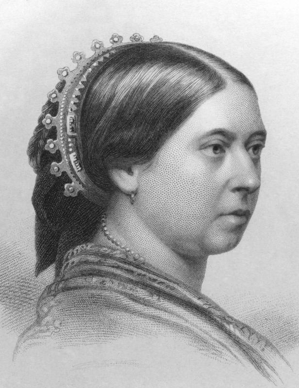 Queen Victoria was England's queen from 1837 to 1901.