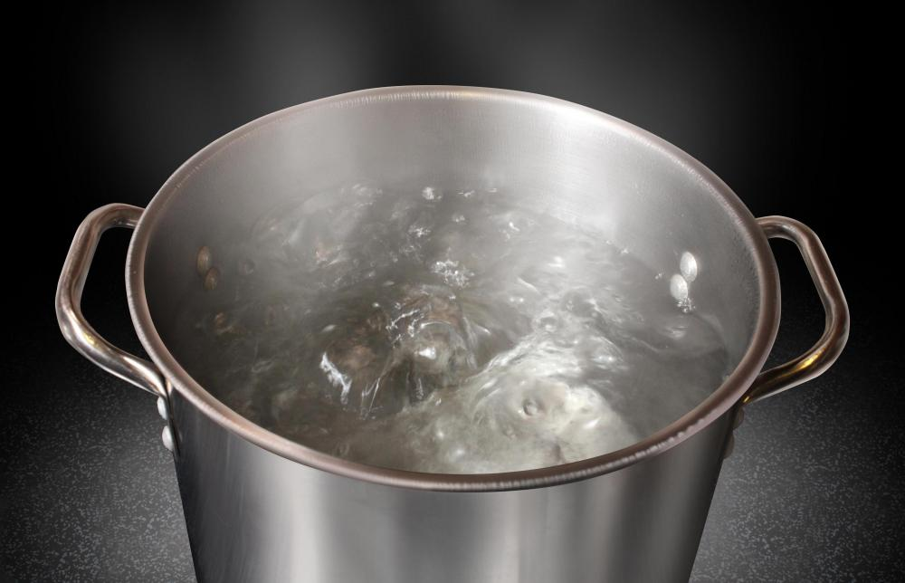 An ice bucket can be used in a variety of settings to keep beverages cool.
