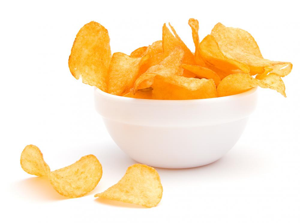 What are Some Different Flavors of Potato Chips?