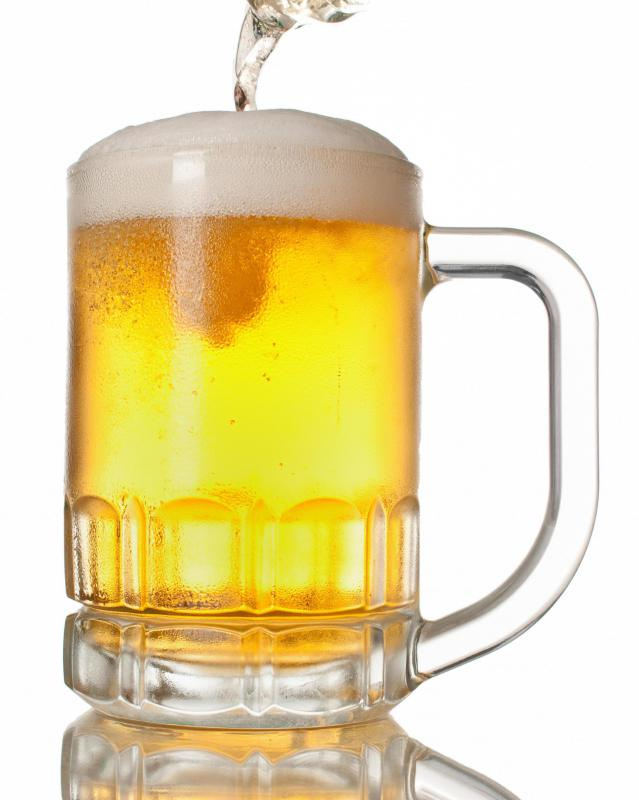 Beer is a commonly consumed alcoholic beverage, which, like other types of alcohol, can contribute to convulsions.