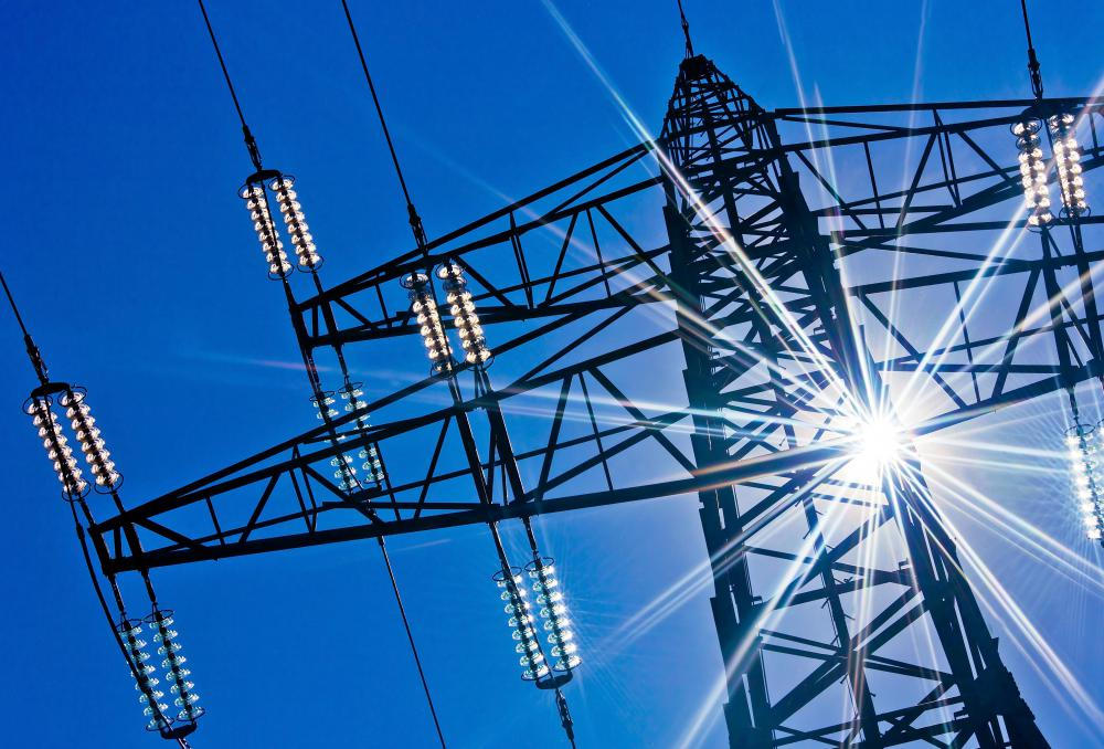 Power, generated in whatever form, is typically transferred via a power grid.