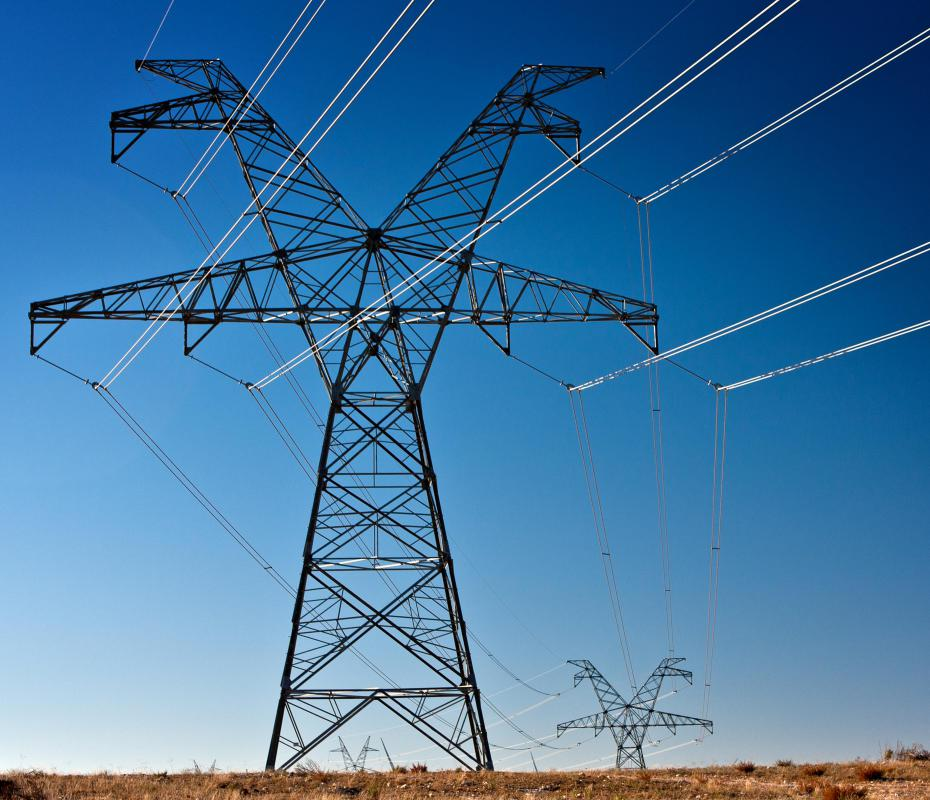 Malfunctions in power lines can create power surges, which need to be protected against.