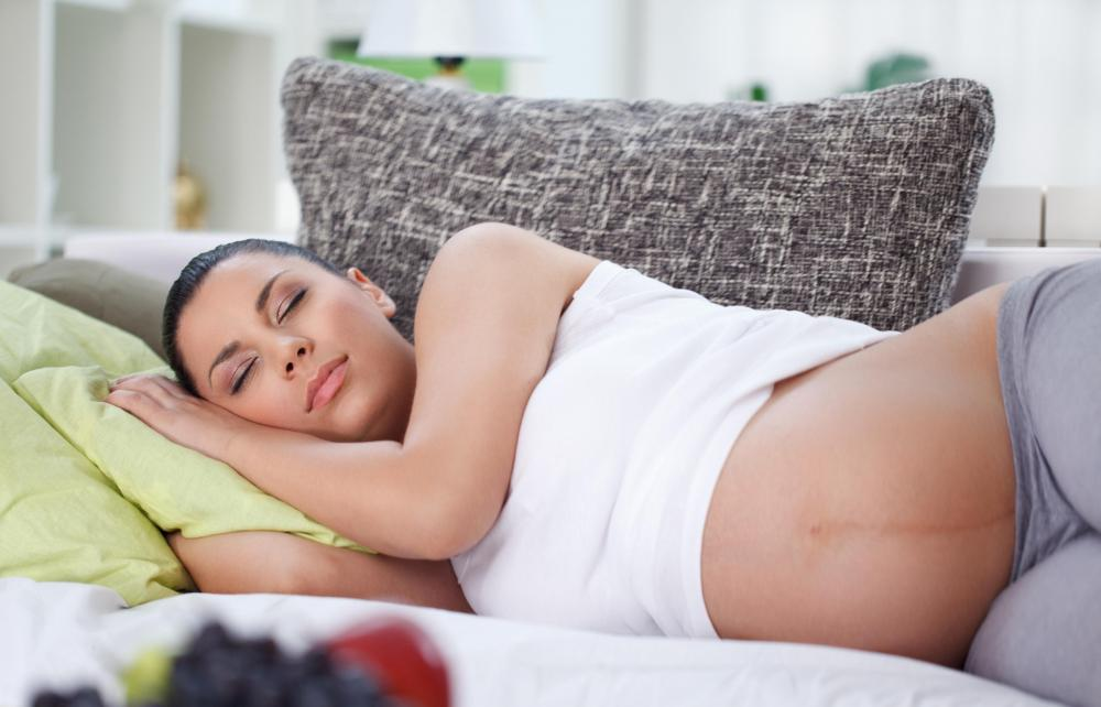 Pregnant women may experience fatigue as a result of jaundice in pregnancy.