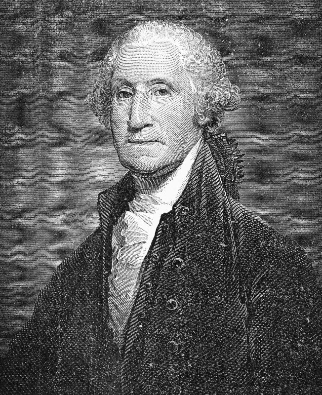 President George Washington was a slave owner.