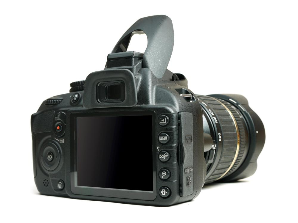An underwater digital camera is designed to be used underwater.