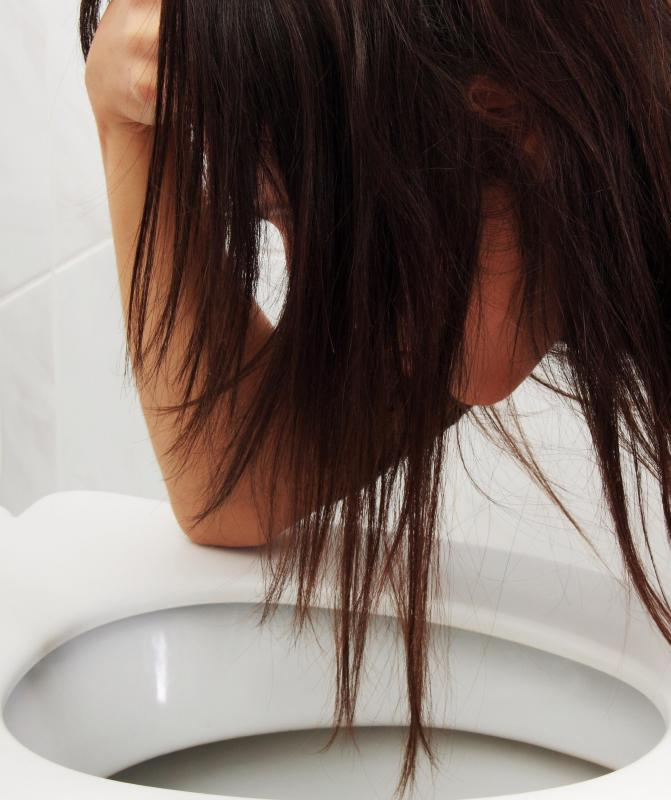 Severe vomiting may lead to Mallory-Weiss syndrome.