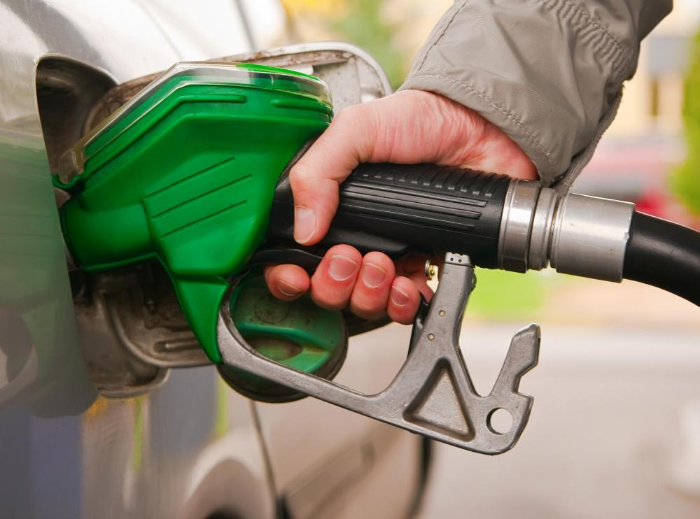 A fuel tax is applied to fossil fuels.