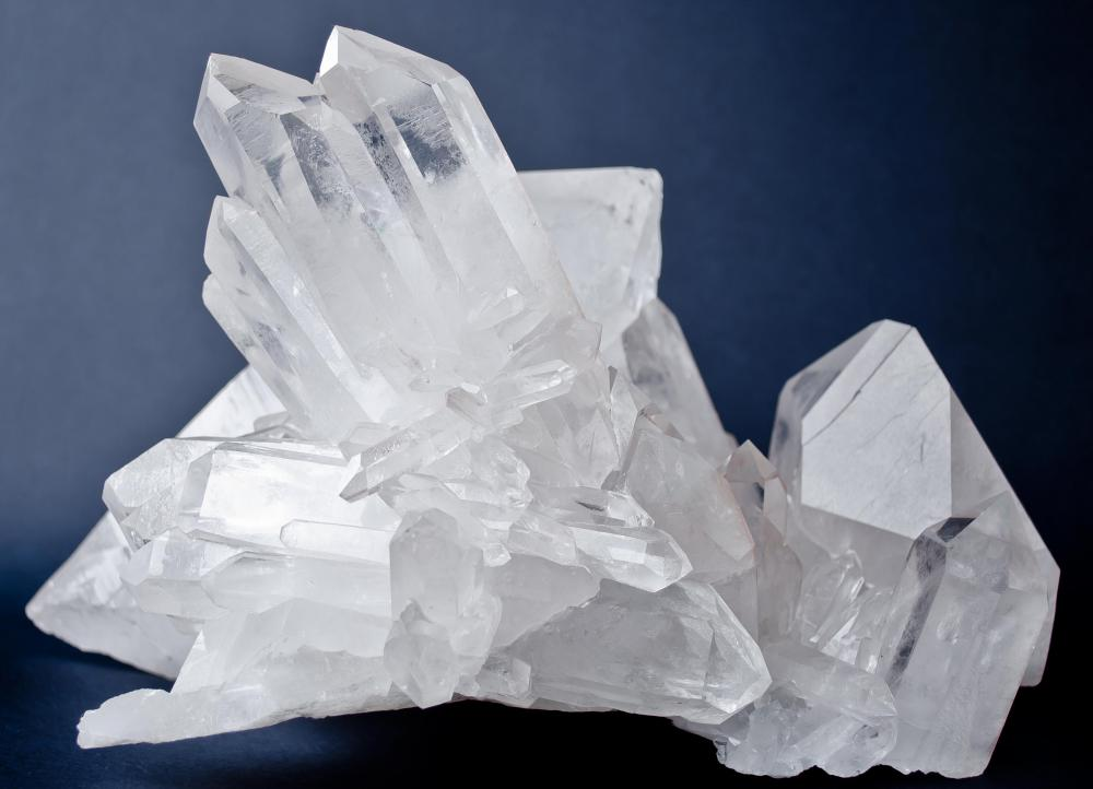 Quartz is the most abundant mineral found on Earth.