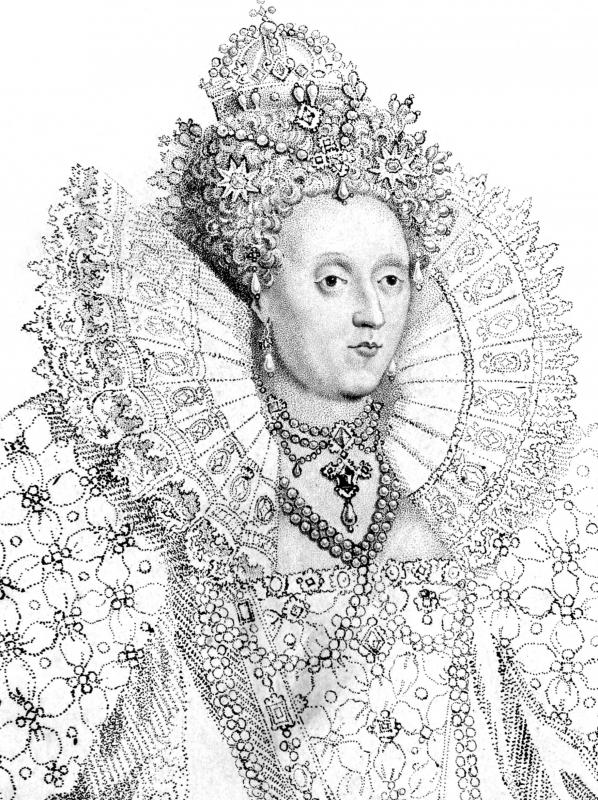 Houses of correction were created during the time of Queen Elizabeth I.