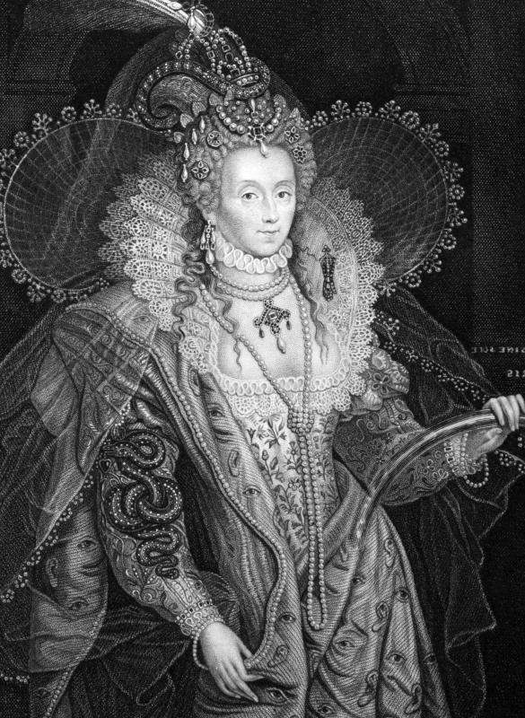 Walter Raleigh was granted many privileges by Queen Elizabeth I.