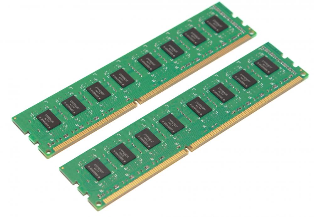 High amounts of RAM are needed for gaming computers to perform effectively and efficiently.