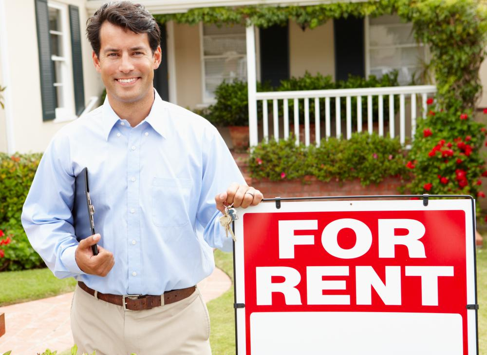 A real estate agent is an intermediary for property buyers and sellers.