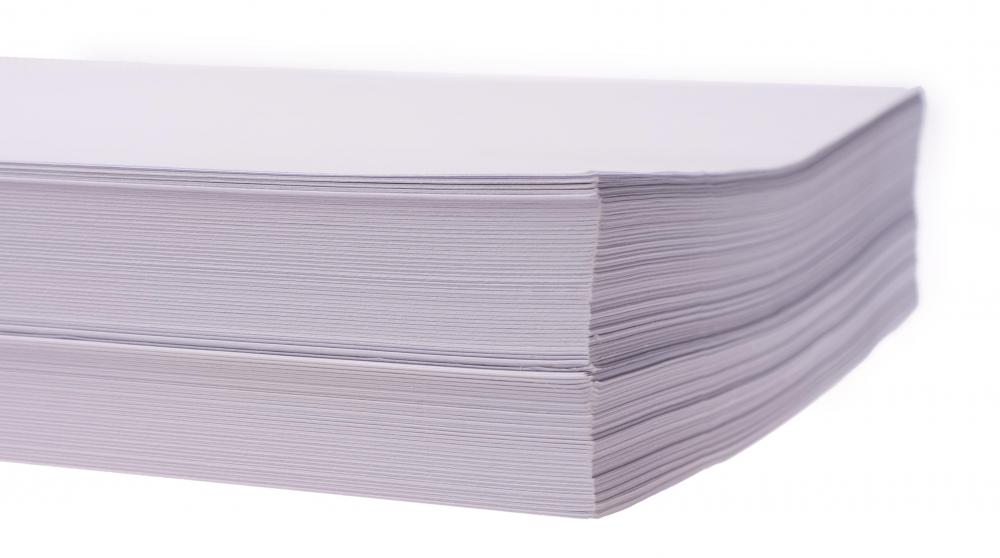 a ream of paper A ream of paper is 20 quires of paper a quire is defined in different ways as a number it is currently 25 sheets of paper, but formerly it was 24.
