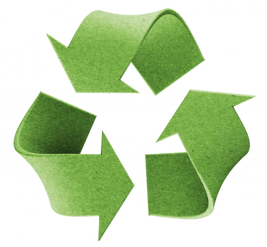 What Is A Recycle Symbol With Pictures