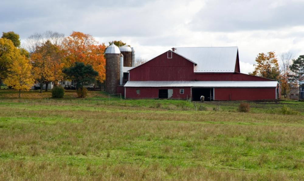 Barn Houses Are Typically Made To Look Like Barns Or That Used Be